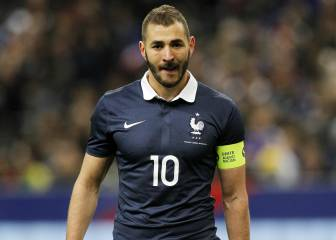 Benzema responds to French FA president:
