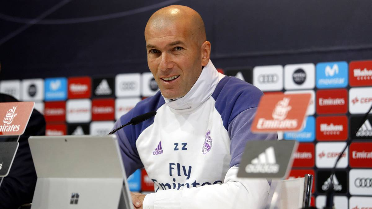 "Zidane: Teams go out with ""extra motivation"" against Real Madrid"