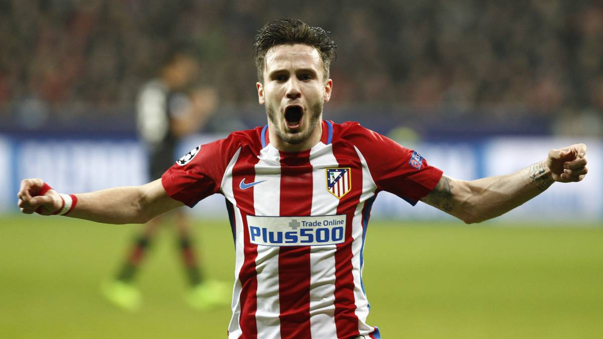 "Saúl: ""We know Barça well; it will be a very tough game"""