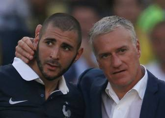 Deschamps: