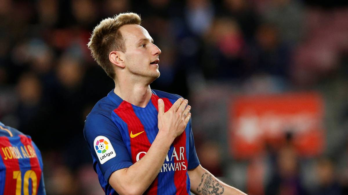 "Rakitic: ""Luis Enrique told us and we were left open-mouthed"""