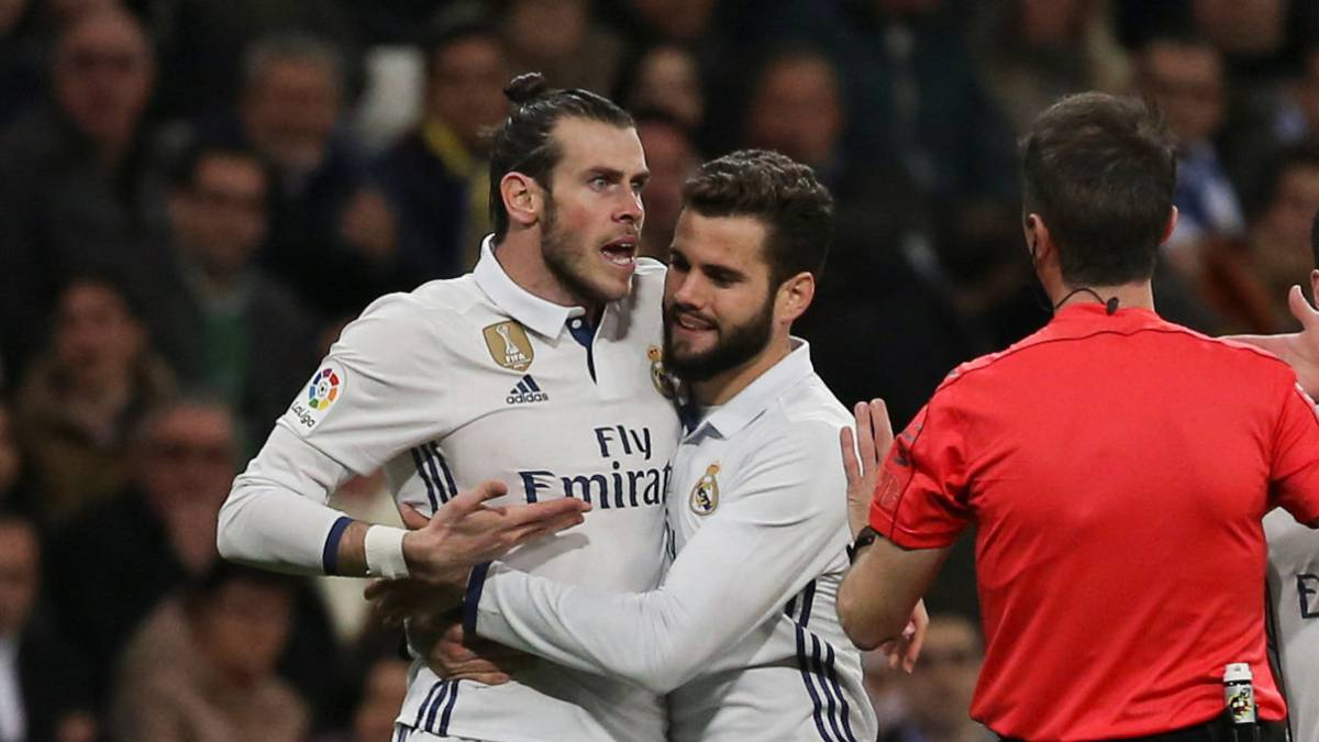Gareth Bale: Real Madrid man handed two-match ban
