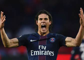 Emery's rotation works a charm as Cavani wins it late for PSG