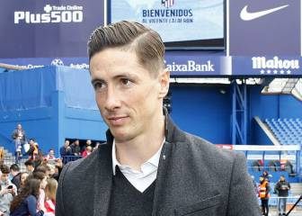Torres makes appearance at Calderón after Riazor scare