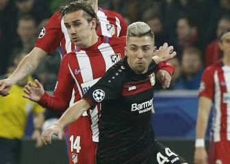 Atleti eyeing Leverkusen star as Gabi and Tiago replacement