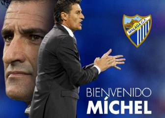 El Gato Romero out, Míchel in as Málaga ring the changes