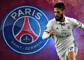 Isco agent meets with PSG according to L'Equipe