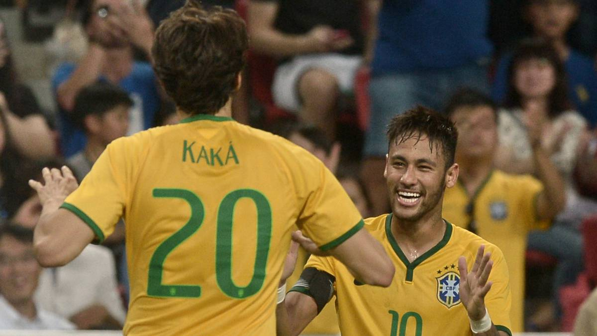 Neymar: Barça ace should think about name change, jokes Kaká