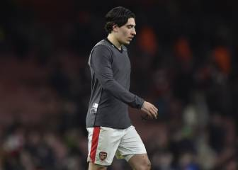 Héctor Bellerín's return is top priority for Barça this summer