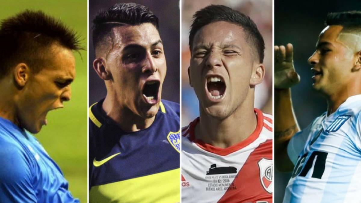Los diez jóvenes talentos a seguir en la liga argentina