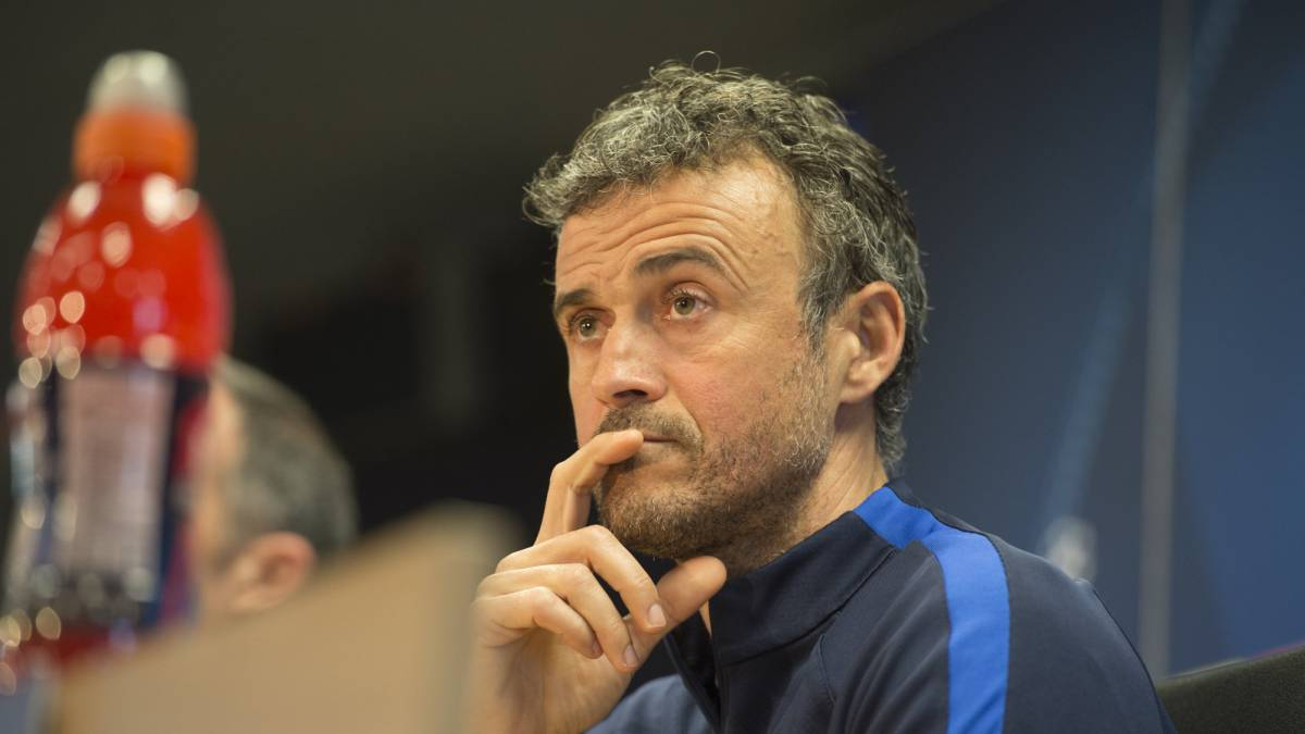 "Luis Enrique: ""The PSG game changes nothing - that would be crazy"""
