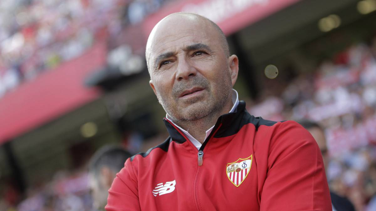 Sampaoli's rotation headache