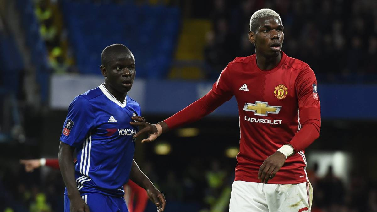 Pogba slammed for all-smiles attitude after Chelsea defeat