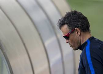 Luis Enrique and Monchi could form dream team at Roma