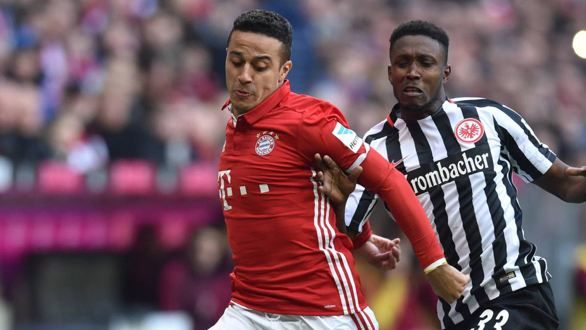 Thiago Alcántara: Barcelona to launch bid to re-sign midfielder?