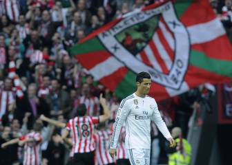 Cristiano Ronaldo out to break Nuevo San Mamés hoodoo