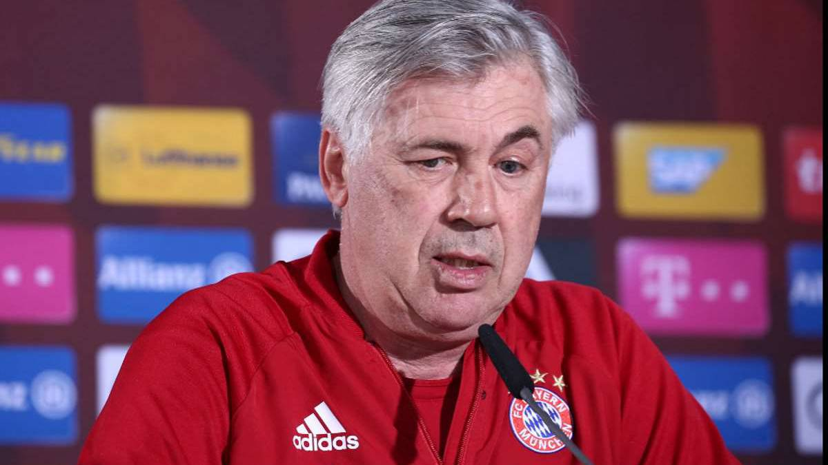 "Ancelotti: ""My past at Madrid won't be of any advantage"""