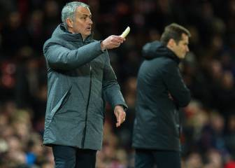 Mourinho turns nutritionist in Man United win over Rostov