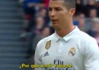 Cristiano, unhappy with being subbed: