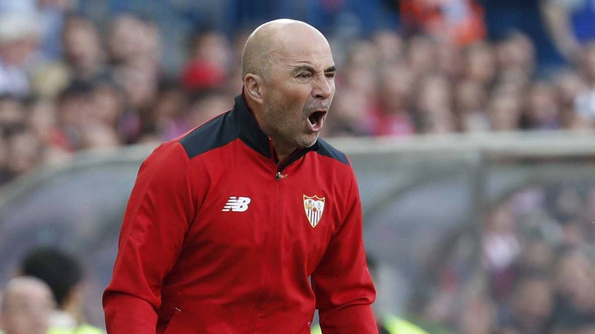 "Sampaoli: ""The league title is getting away from us"""