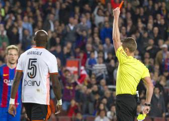 Barça: 28 LaLiga games gone, no red cards or penalties against
