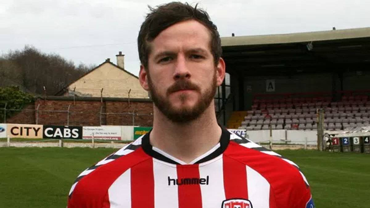 Derry City's Ryan McBride dies after League of Ireland game