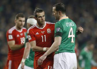 John O'Shea suggests Gareth Bale tried to injure him