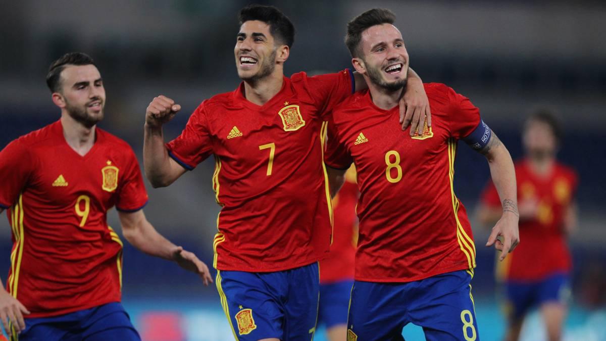 España aprueba con nota en la última prueba antes de la Euro - AS.com