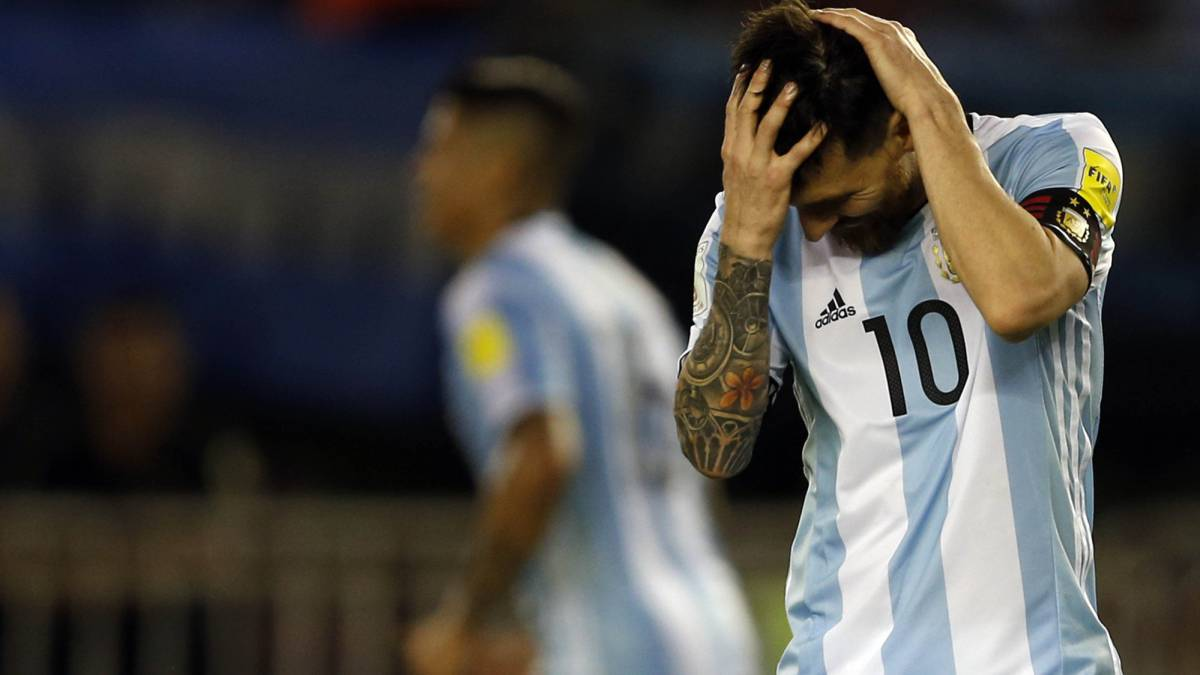 Messi ban: Argentina to appeal