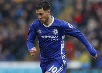 Chelsea will not listen to offers for Hazard