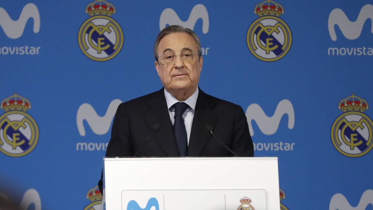 "Florentino responds to Piqué: ""We're respected for our values"""