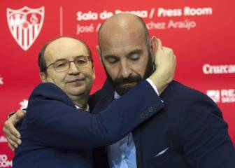 Official: Monchi to step down as Sevilla sporting director