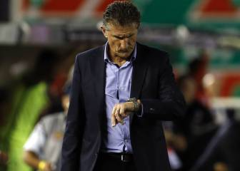 Bauza on the brink after latest Argentina qualifying woe