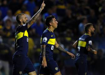 Boca Juniors derrotó a Defensa y sigue líder en Argentina