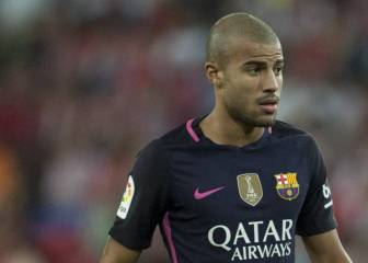 Rafinha facing time out after suffering meniscus injury