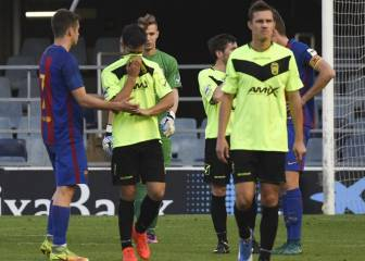 Barça B-Eldense game was thrown, player claims