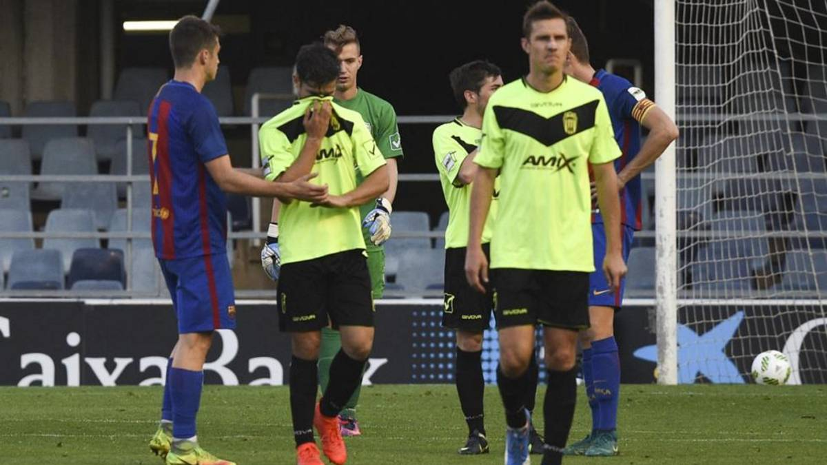 Barça B-Eldense game was thrown, player claims amid probe