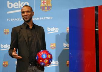 Abidal doubts about Unzue: