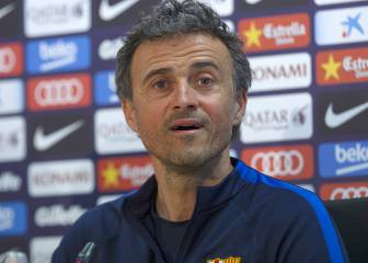 "Luis Enrique: ""If I leave Barça, it is not to go to another team"""
