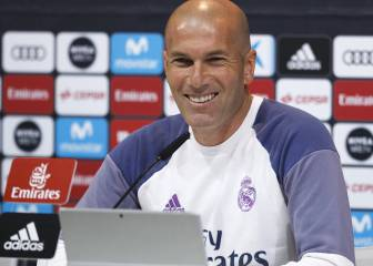 Zidane: Keylor is number one, I do not doubt him