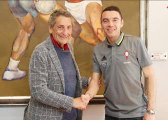 Iago Aspas commits to Celta de Vigo with new contract