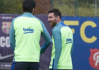 Messi back in the list for the Sevilla game; Mathieu dropped