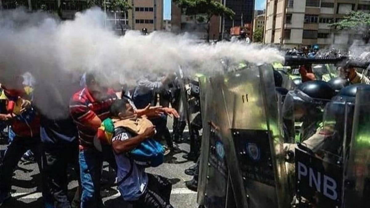 Rosales critica duramente la situación política de Venezuela - AS.com
