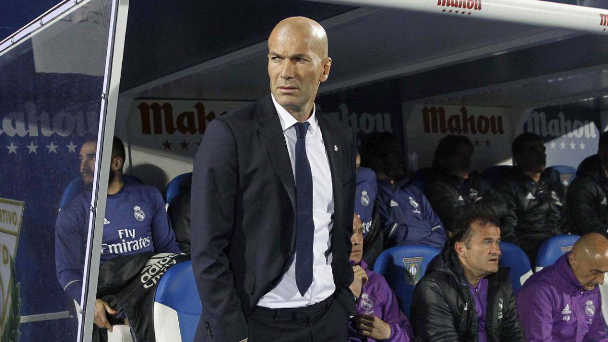 "Zidane: ""I can understand James is angry; I've got nothing against him"""
