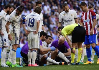 Pepe fractures 7th and 8th ribs
