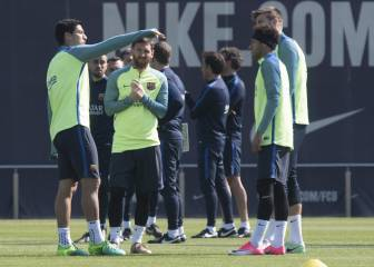 Luis Enrique will head to Turin with a full squad