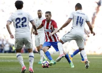 Atlético out-ran Madrid by ten kilometres in derby draw