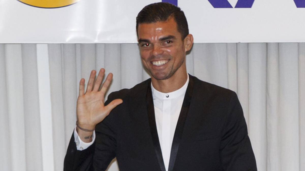 "Pepe: ""I'll wait for Real Madrid until the last minute"""