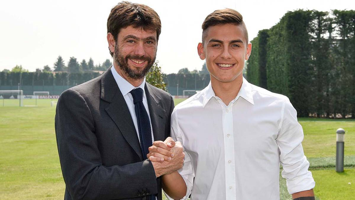 Official: Paulo Dybala extends Juventus contract to 2022