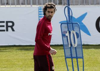 Tiago back in Atlético squad after 4 months on the sidelines